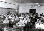 High Students in a classroom in 1928